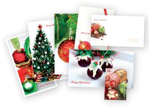 Christmas Cards for Christmas Day