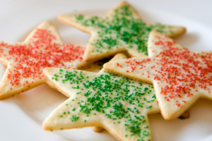 Cookies on Christmas Day