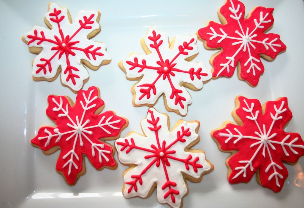 Christmas Cookies Decorated