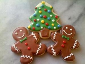 Men Gingerbread Cookies