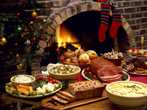 Christmas Dinner for Christmas Celebration
