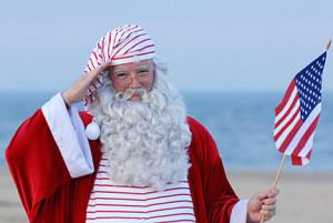 Santa Claus In America
