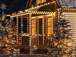 Christmas house Decoration