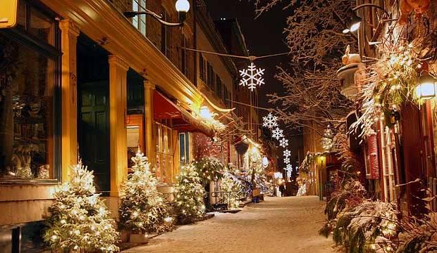 City Scenes Christmas Celebration