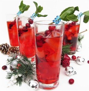 Christmas Holiday Drink