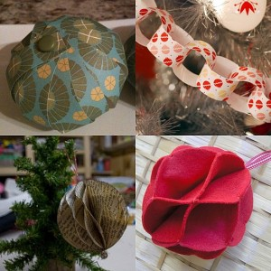 DIY outdoor Christmas Decoration