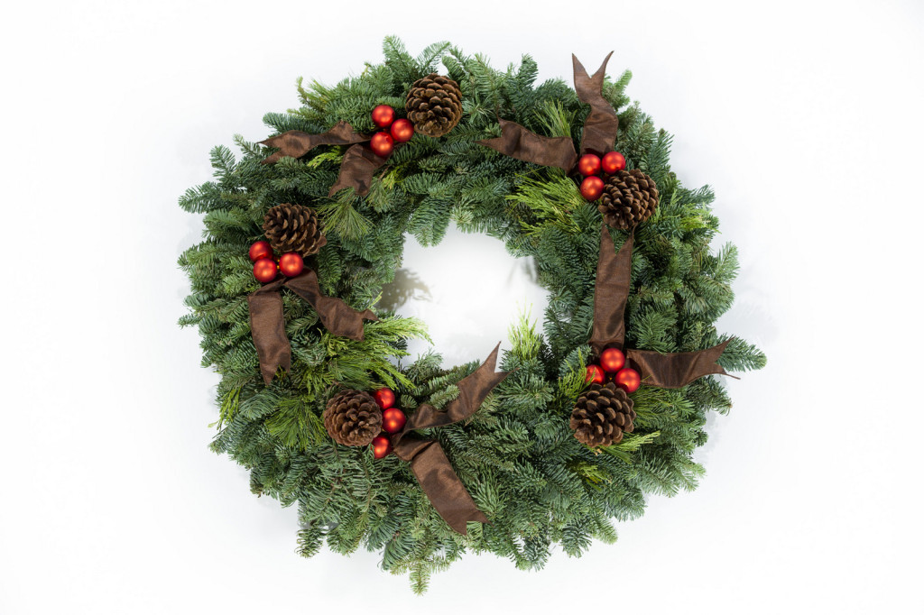 Christmas Holiday Wreaths