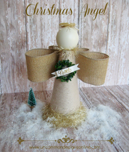 DIY Christmas Angel Crafts