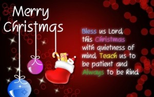 Greeting Saying Christmas Quotes