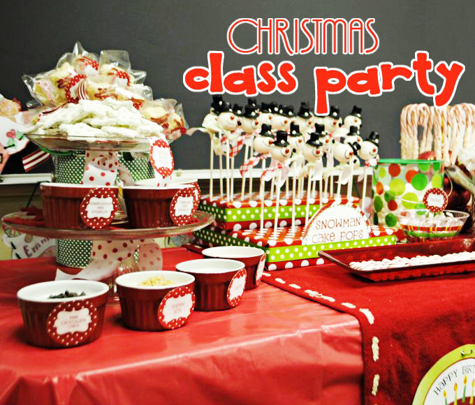 Christmas Class Party