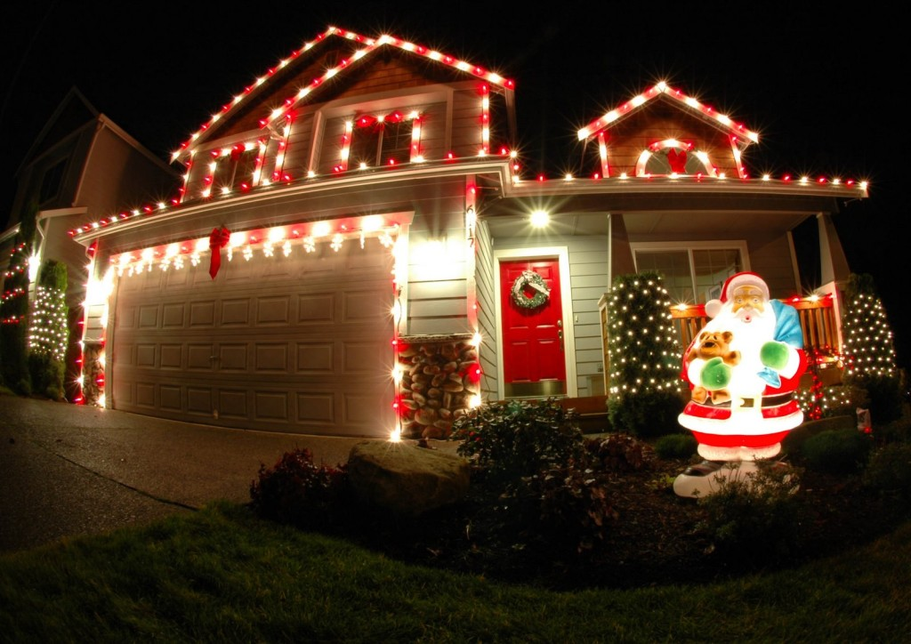 Christmas Light Decoration