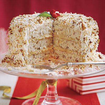 Christmas Cream Dessert