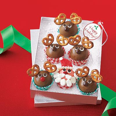 Reindeer Christmas Dessert