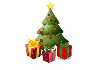Christmas Tree Present Gift