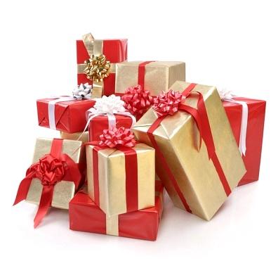 Ornament Present Gift