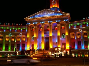 Denver Christmas Light