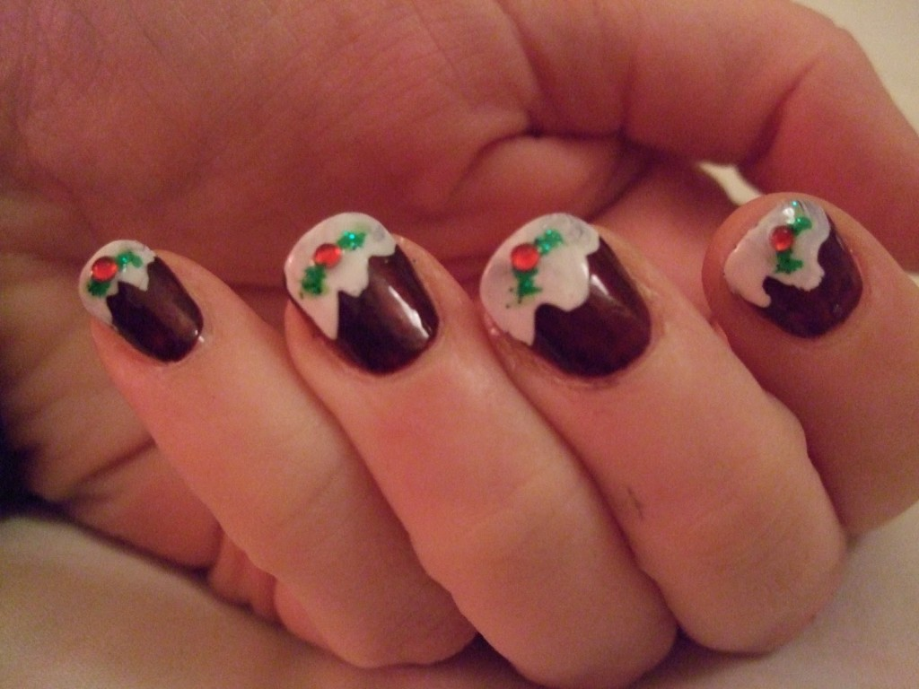 Nail Design of Christmas