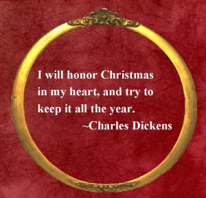 Honor Christmas Quotes