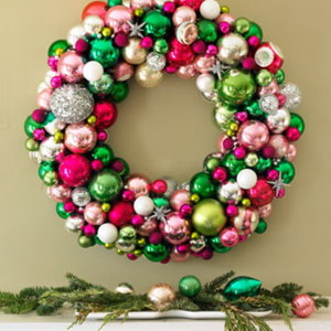 Ornaments Christmas Wreaths Ideas