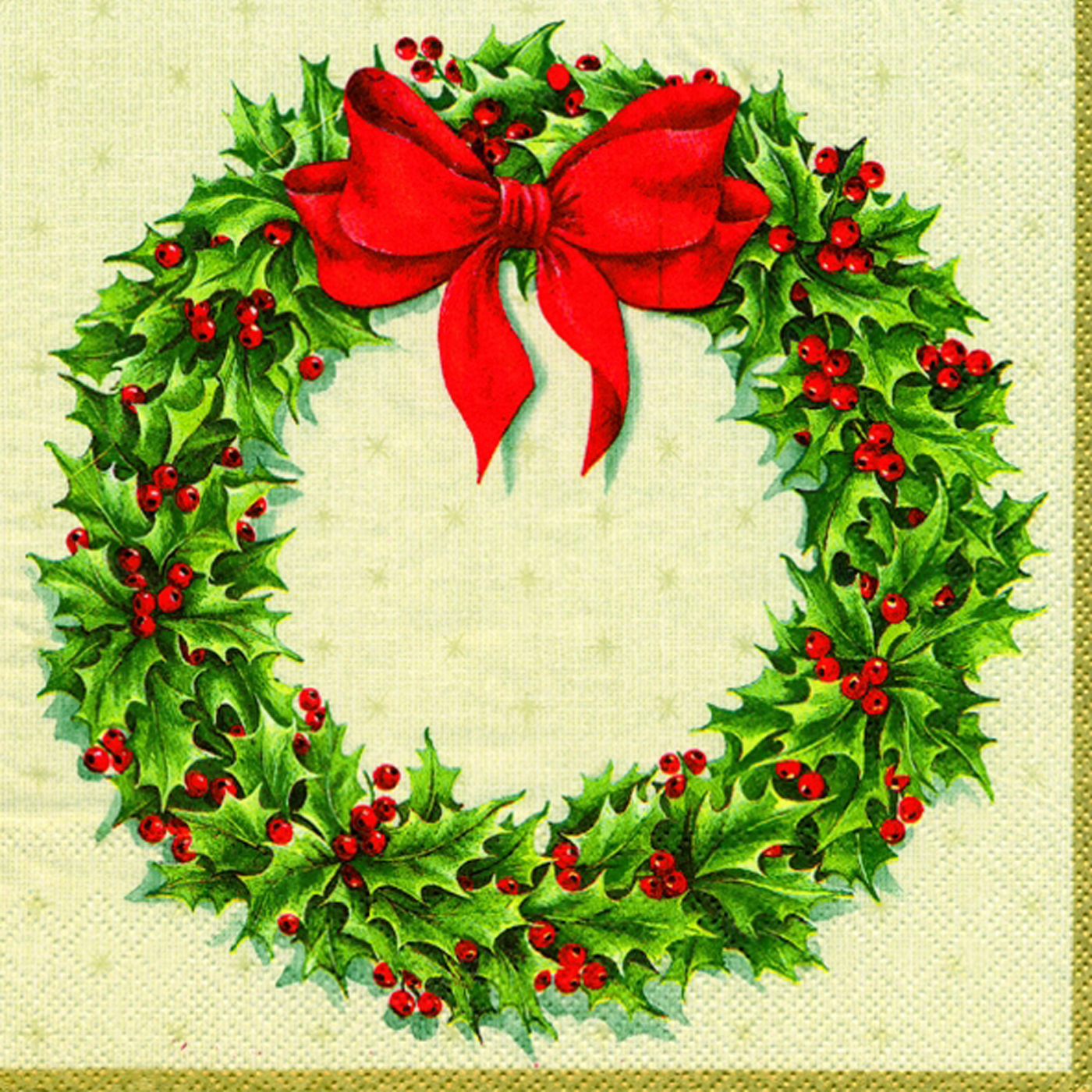 Image result for holly wreath images