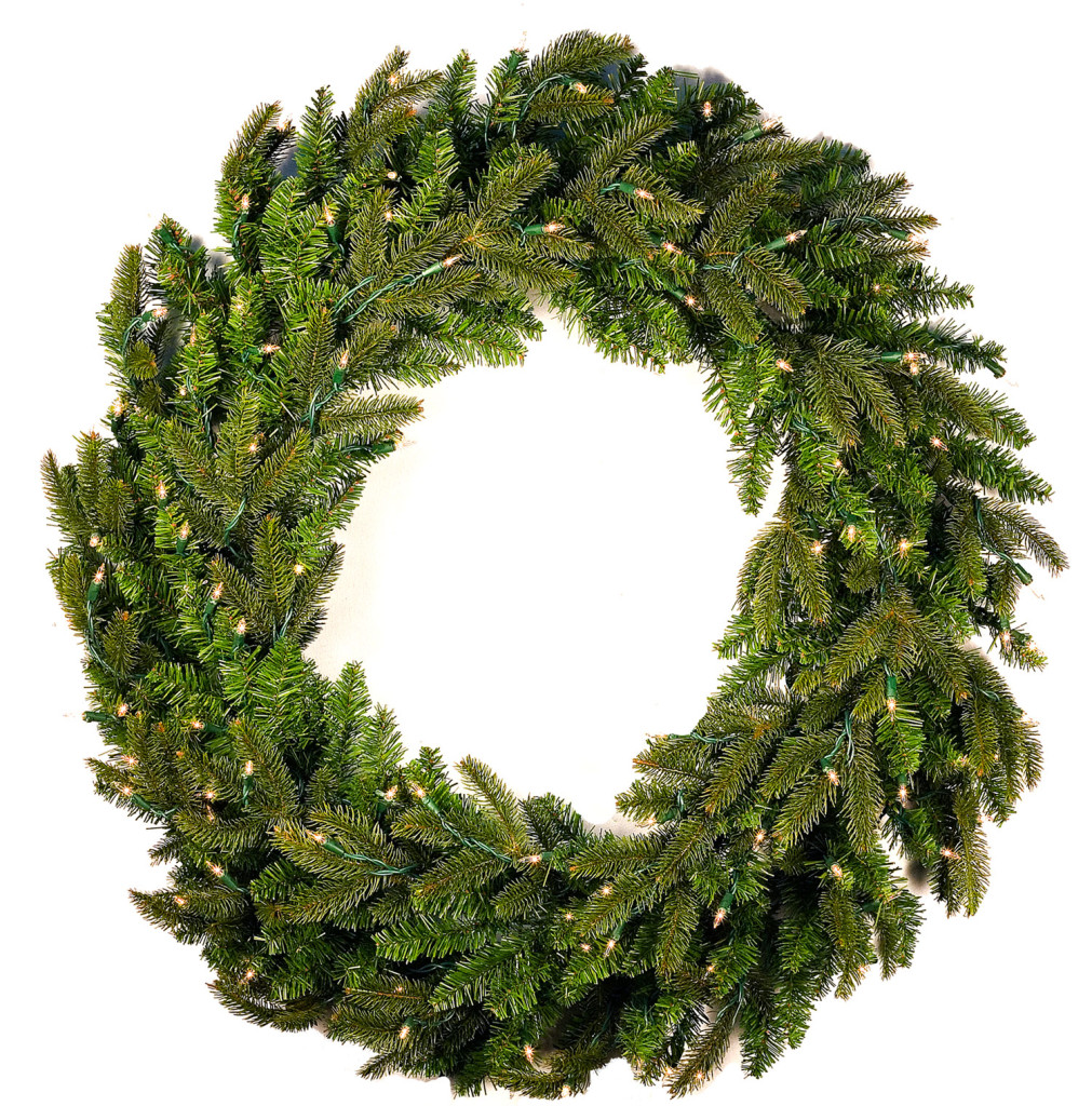 Simple christmas wreaths xmasblor Simple christmas wreaths