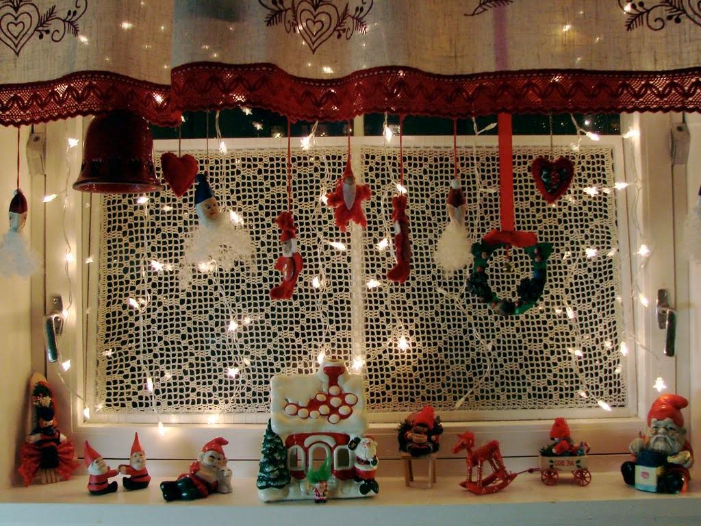Christmas Window Decoration
