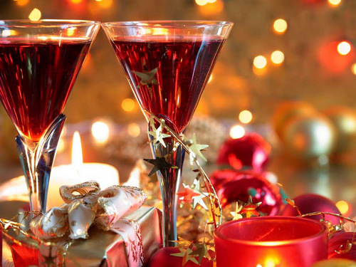Merry Christmas Drink