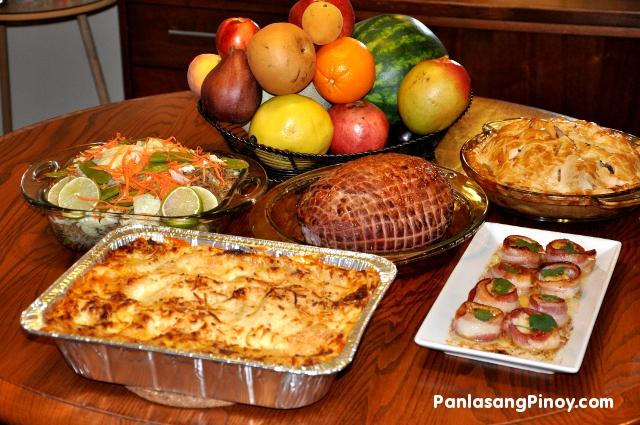 Filipino Christmas Food Recipe