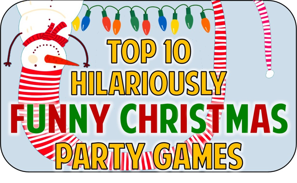 Free christmas party games for adults