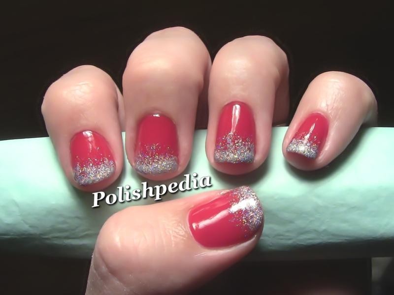 Easy Christmas Nail Designs