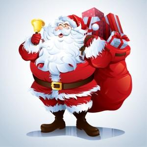 Santa Claus Clip Art