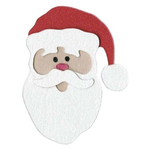 Christmas Santa Craft