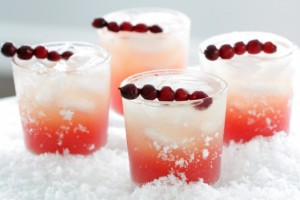 Holiday Cocktail Drink Recipe
