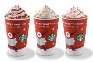 Starbucks Christmas Drink