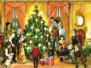 Victorians Christmas Traditions