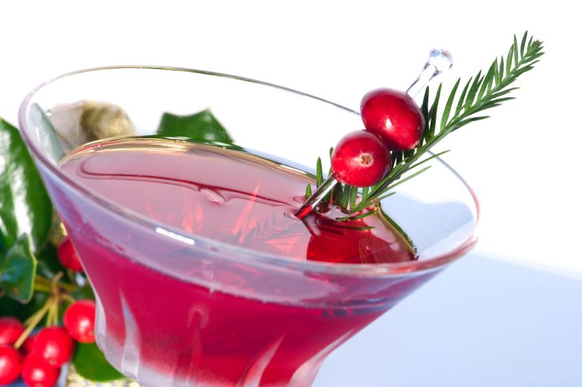Christmas Signature Cocktail