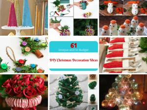 Unique Christmas DIY IDeas 2018