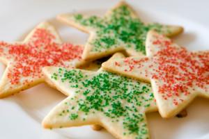 Cookies on Christmas Day