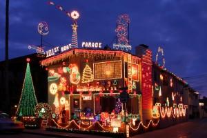 Christmas Celebration in USA