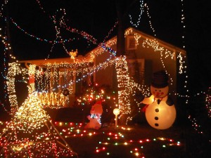 Celebration Christmas Light