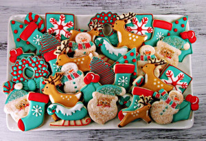 Sugar Cookie for Christmas