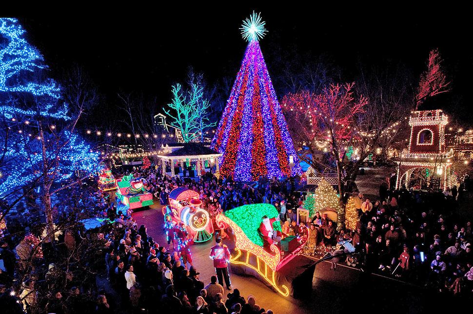 Christmas Light Celebration