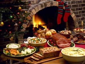 Christmas Dinner for Christmas Celebration