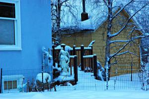 Anchorage Alaska Christmas