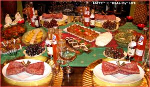 Africa Christmas Food