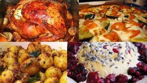 Christmas Holiday Food