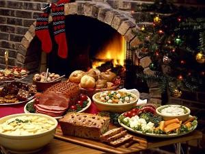 Holiday Food Christmas