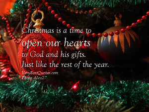 Christmas Heart Quotes