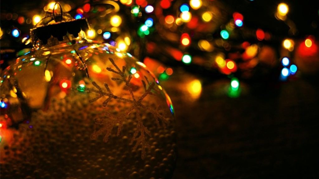Ornament Decorate by light