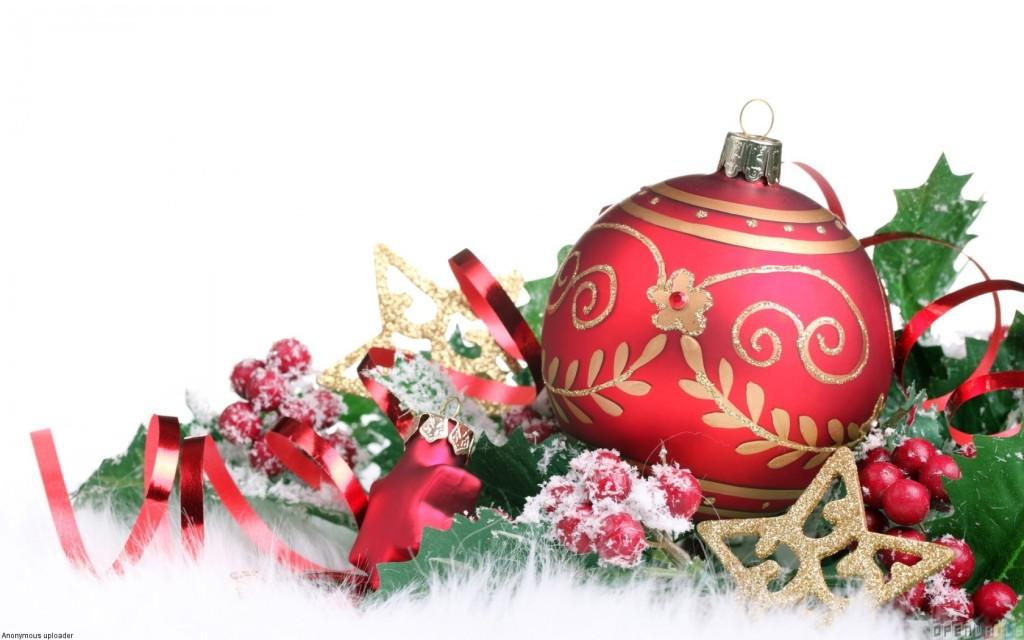 Christmas Ornaments Decoration